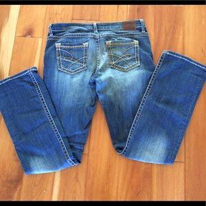 BKE denim Payton jeans size 29 x 33 1/2